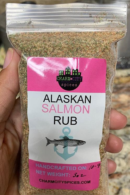 SALMON RUB