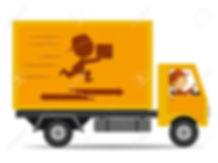 8267277-Livraison-par-camion-avec-chauff