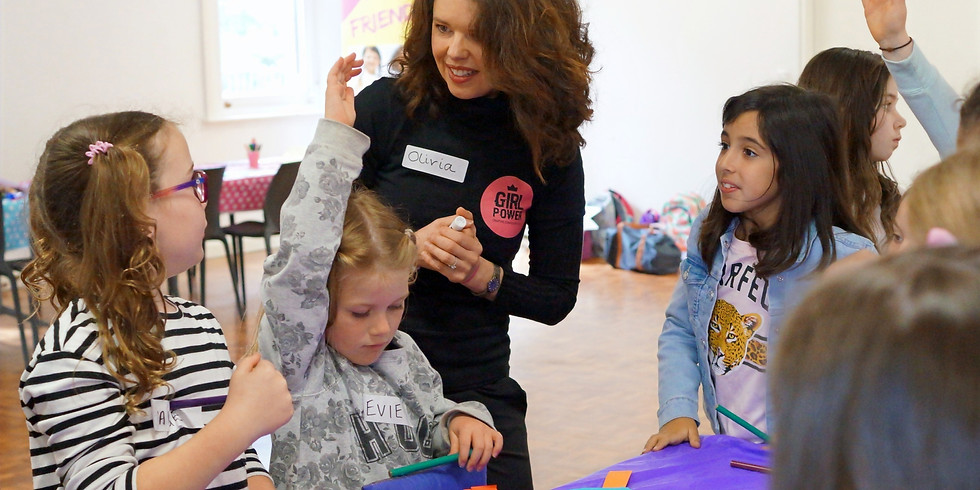February Girl Power Instructor Training Course