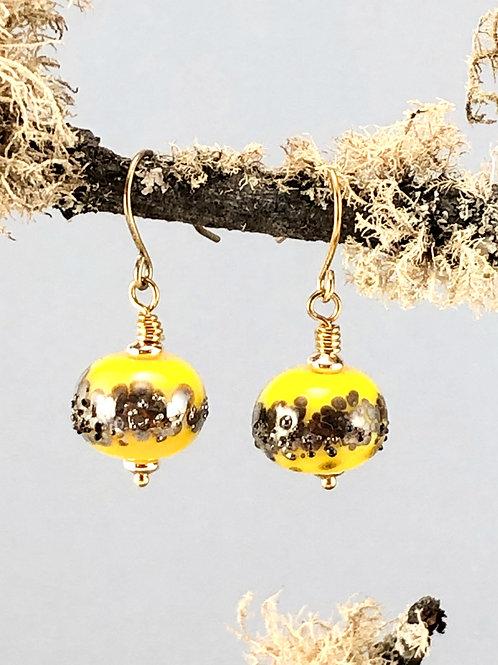 Lustre Sprinkleon Yellow