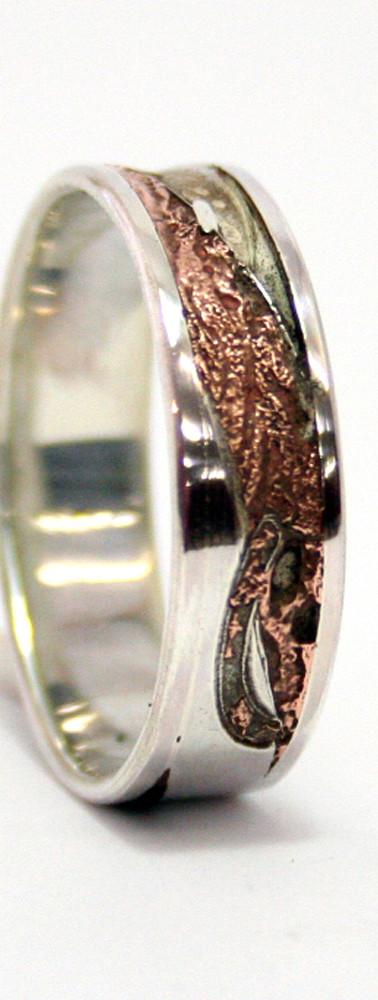 Married Metal Ring