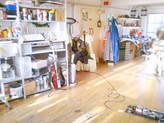 Artists with Transit Van Studio & HQ, Bermondsey