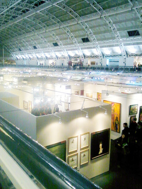 London Art Fair - Business Design Centre, Angel