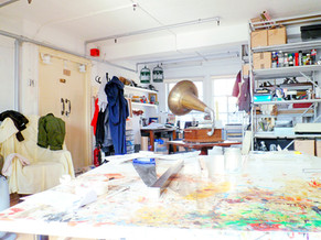 Artists with Transit Van Studio & Office - Bermondsey SE1