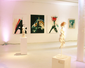 Delfina Solo Exhibition- Bermondsey Street Festival, SE1