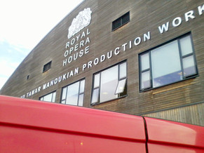 Royal Opera House Workshops - Thurrock, Essex