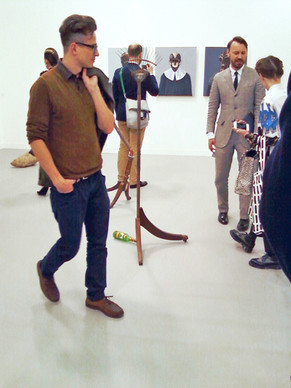 Charlie Smith Gallery London - London Art Fair, Angel