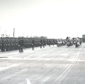 PPCLI Trooping at Griesbach in '67