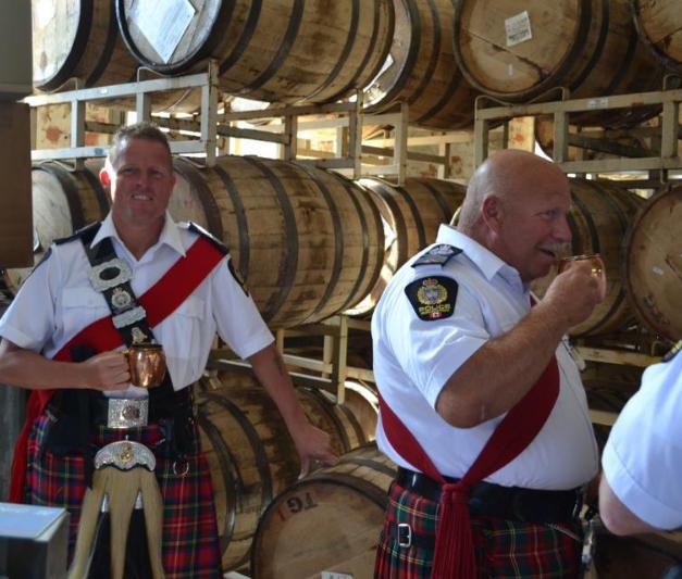 July 4 2012 at the Headframe Spirits Distillery