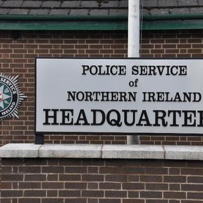 PSNI HQ in Belfast