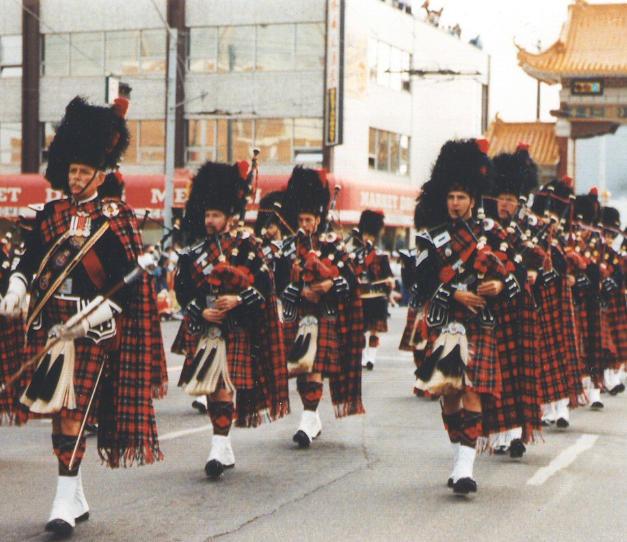 Klondike Days Parade 1992