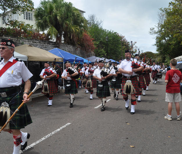 Bermuda Day Parade