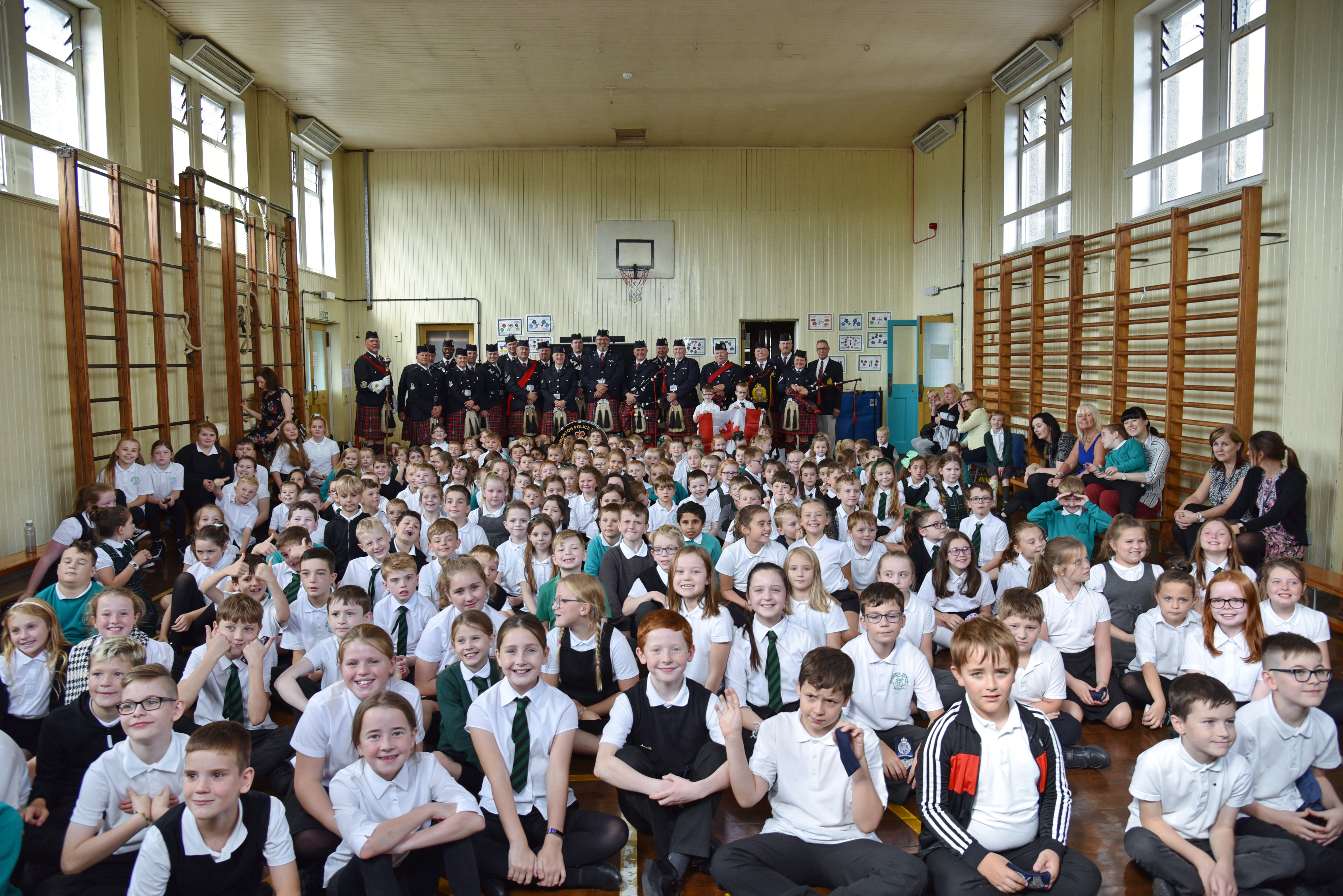Greenmill Primary