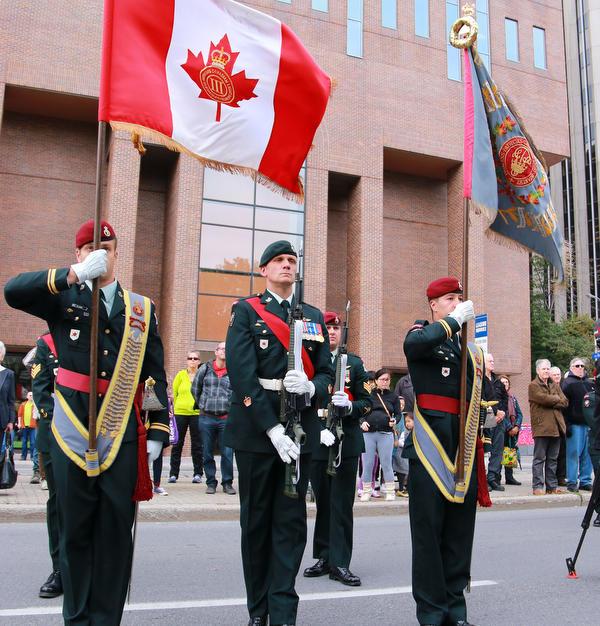 Ottawa. Photo by PPCLI