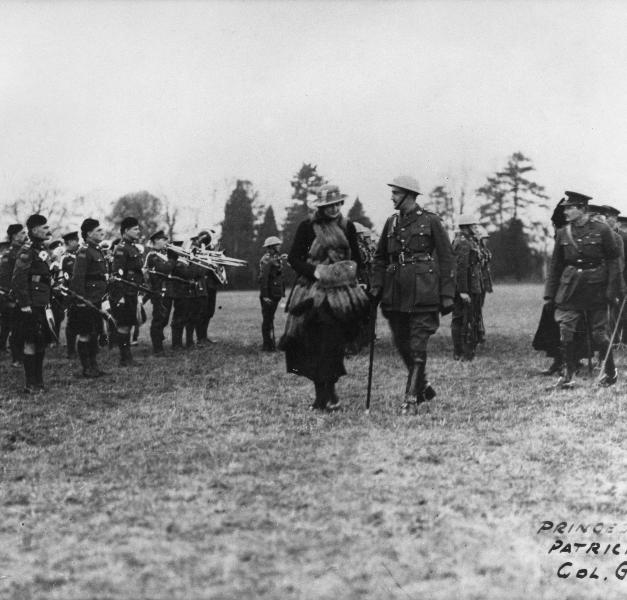 Princess Patricia's Canadian Light Infantry circa 1914
