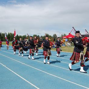 St. Albert Special Olympics - June 2009