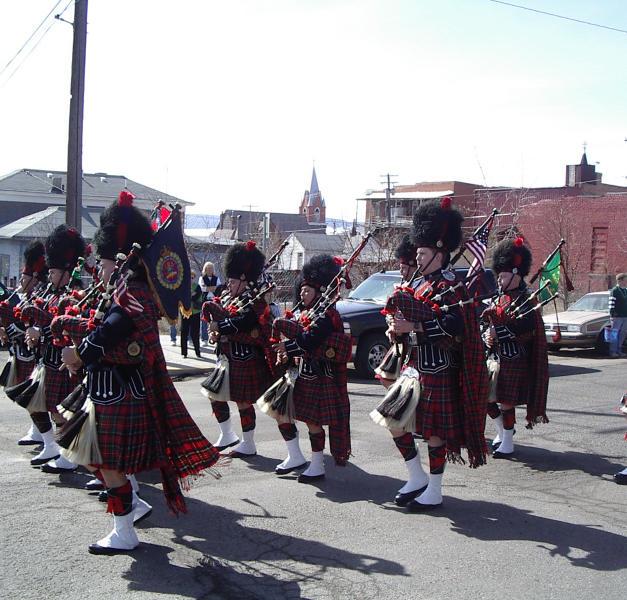 St. Patrick's Day Parade 2006