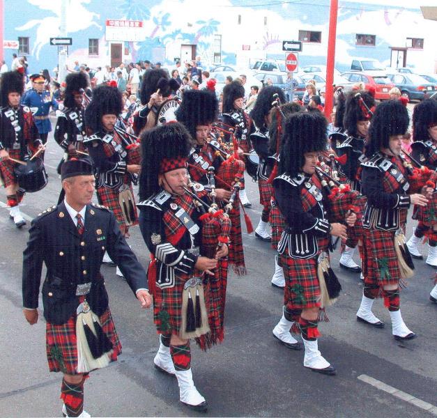 Klondike Days Parade 2002