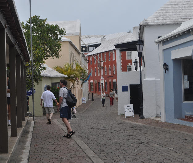 Streets of St. George's