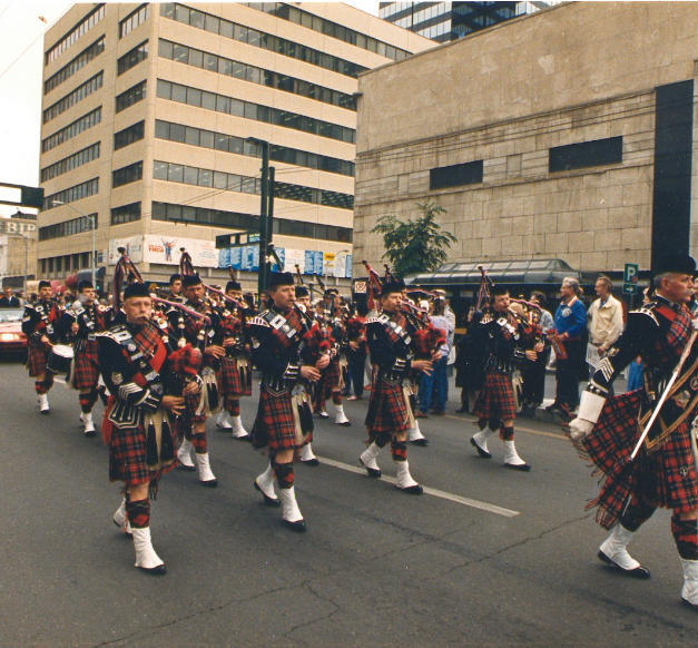 Stanley Cup Parade 1988