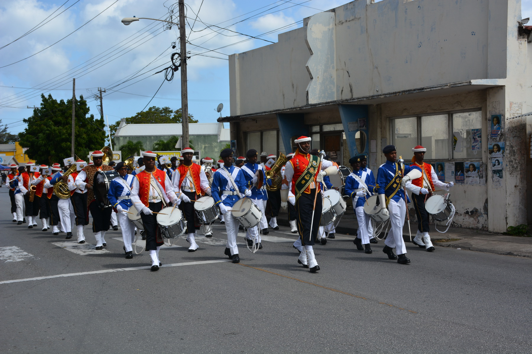 Defense Band