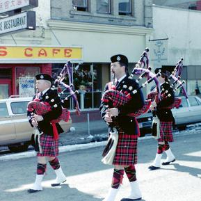 1984 St. Patrick's Day Parade Quail, MacEachern & Jardine