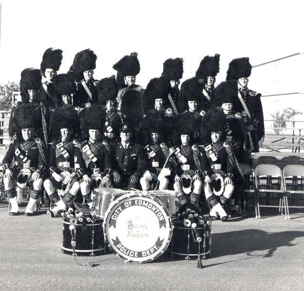 Early band photo