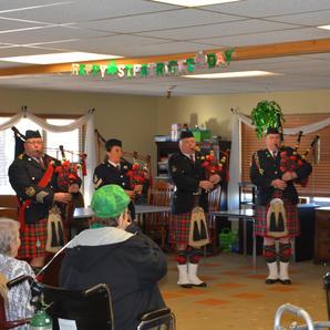 Entertaining seniors at nursing homes in 2016