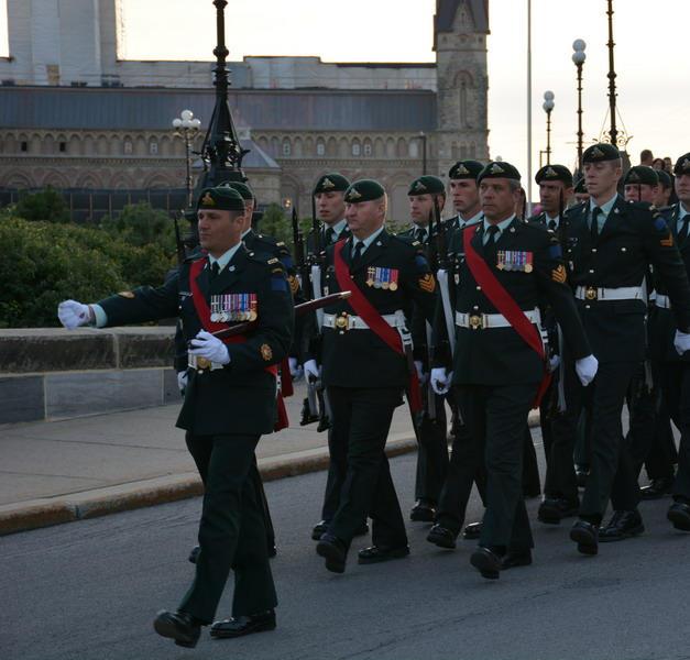 Royal 22nd Regiment or Van Doos