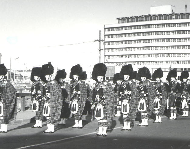 First parade in 1962