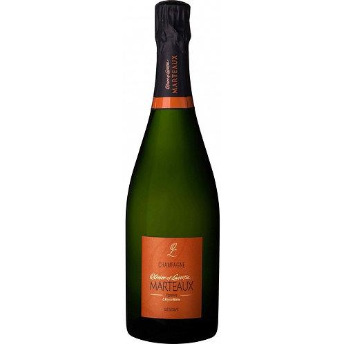 Champagne Brut Réserve Marteaux