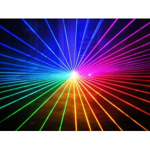 show-laser