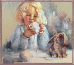 Anae et le lapin