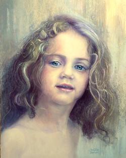 DUMONT Christine -Manon-60x46