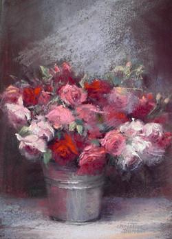 Bouquet solitaire