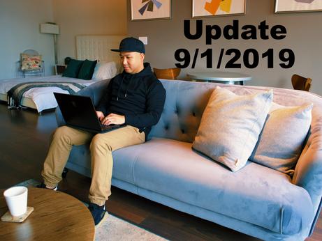 Blog Update! 9/21/19