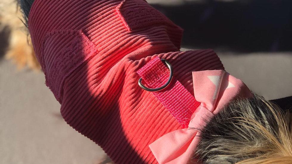 Pinky Cord Vest