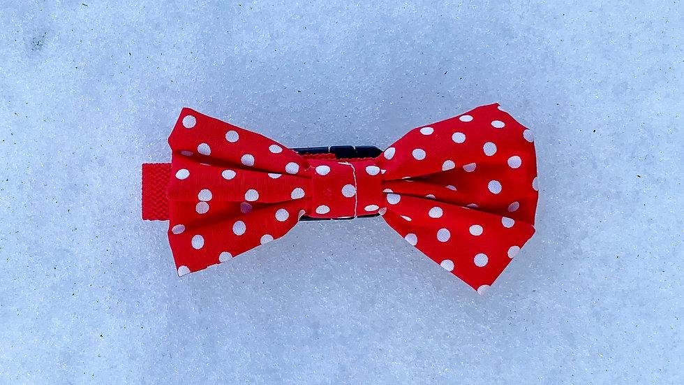 Minnie Bow Collar