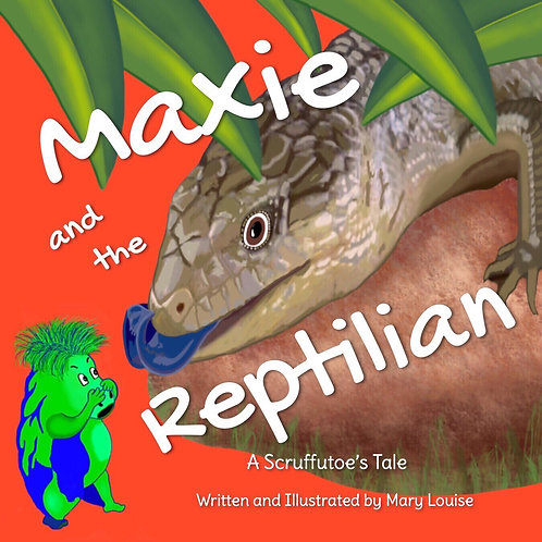 Maxie and the Reptilian