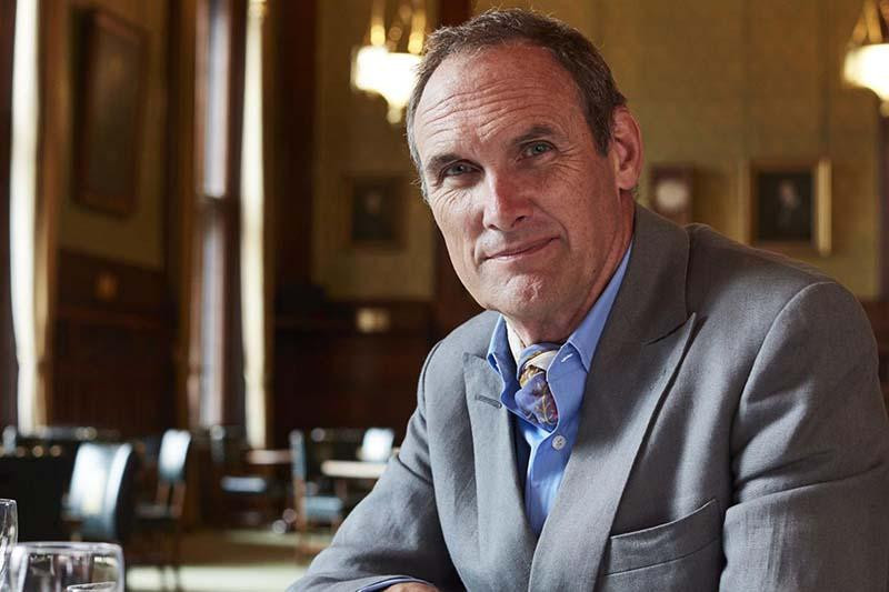 The great man himself...AA Gill