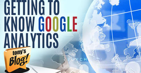Your Introduction To Google Analytics