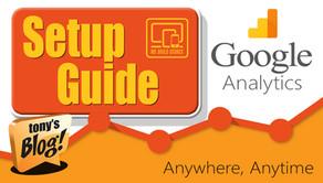 Google Analytics Quick Setup Guide