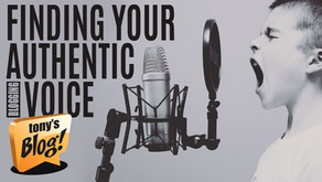 How To Find Your Authentic Blogging Voice