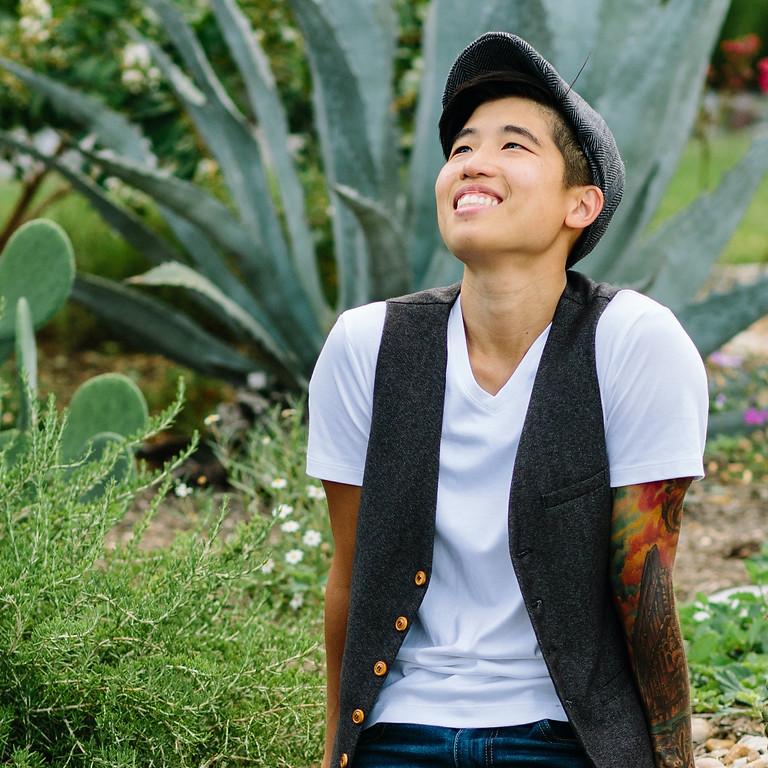"Dr. Jo Hsu: ""Homing Story: Constellating Trans and Queer Asian American Rhetorics."""