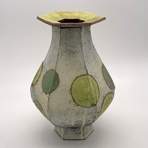 70. Vase, 11.25 in ht