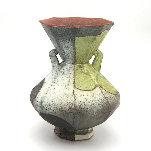 57. Vase, 10 in ht