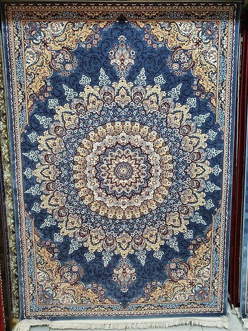 Isfahan 909 blue