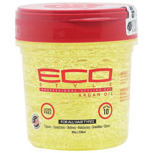 Eco Style Professional Styling Gel Argan Oil