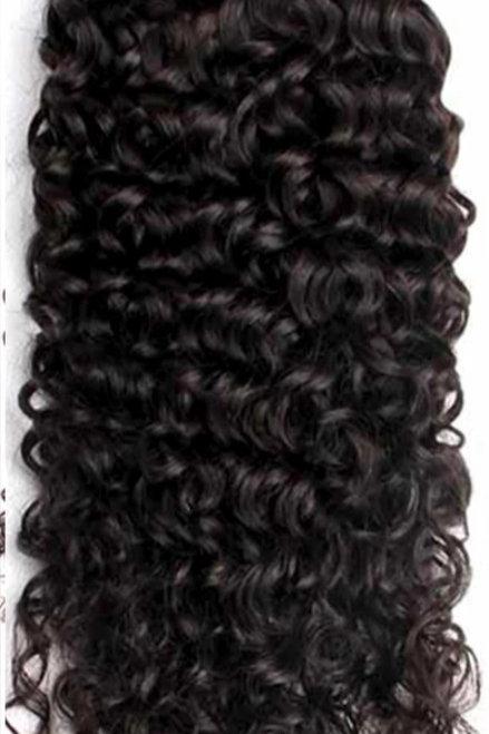 Curly Extension Schwarz
