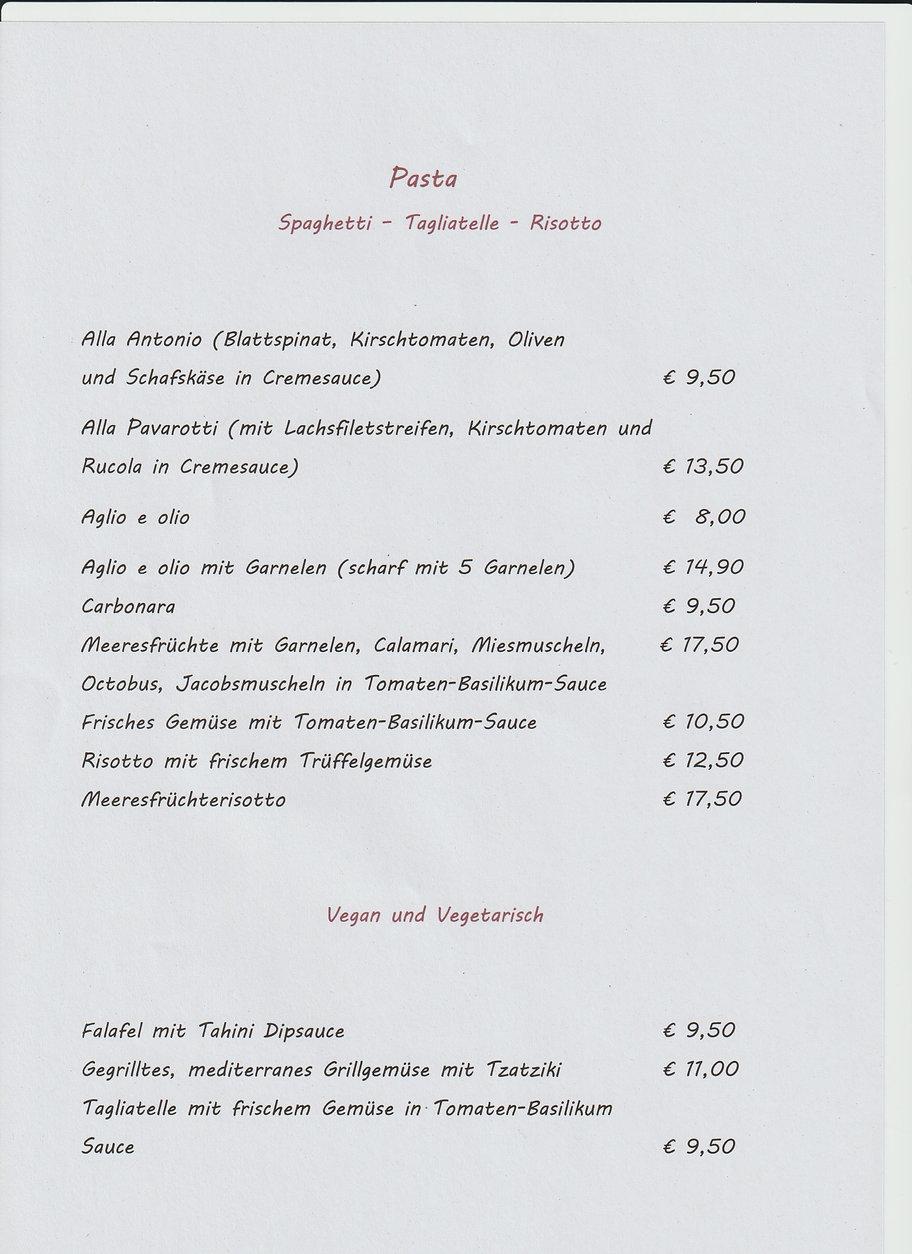 Speisekarte 1 Pasta Alper.Coskuner.03.05